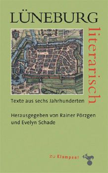 Cover: Lüneburg literarisch