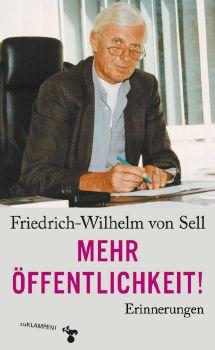 Cover: Mehr Öffentlichkeit!