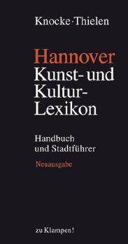 Cover: Hannover – Kunst- und Kulturlexikon