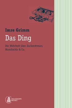Cover: Das Ding