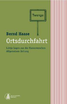 Cover: Ortsdurchfahrt