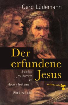 Cover: Der erfundene Jesus