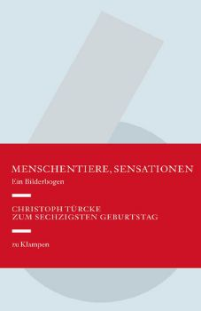 Cover: Menschentiere, Sensationen