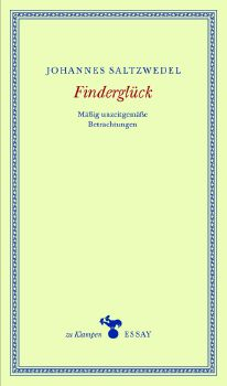 Cover: Finderglück