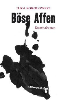 Cover: Böse Affen