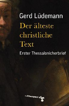 Cover: Der älteste christliche Text