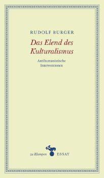 Cover: Das Elend des Kulturalismus