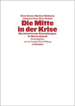 Cover: Die Mitte in der Krise