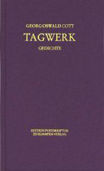 Cover: Tagwerk