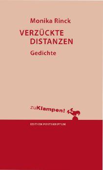 Cover: Verzückte Distanzen