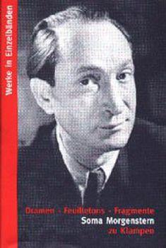 Cover: Werke in Einzelbänden / Dramen. Feuilletons. Fragmente