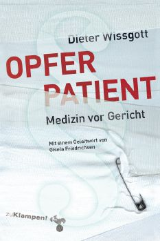 Cover: Opfer Patient