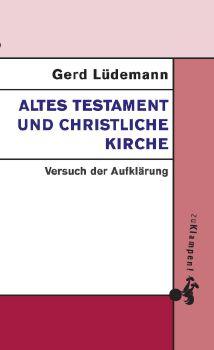 Cover: Altes Testament und christliche Kirche