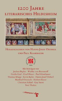 Cover: 1200 Jahre literarisches Hildesheim