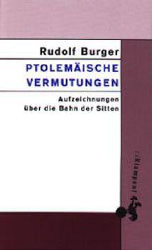 Cover: Ptolemäische Vermutungen