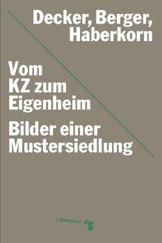 Cover: Vom KZ zum Eigenheim