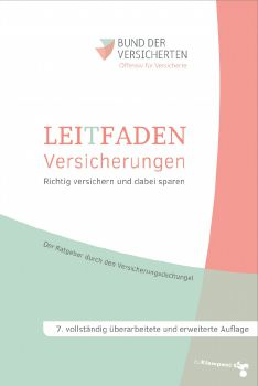 Cover: LeiDfaden Versicherungen // LeiTfaden Versicherungen
