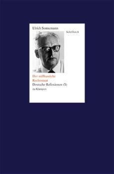 Cover: Der mißhandelte Rechtsstaat. Schriften 6