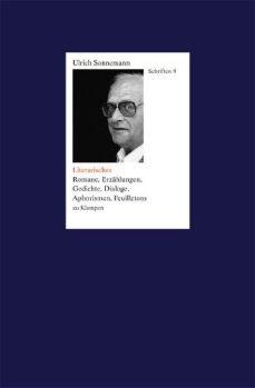 Cover: Literarisches. Schriften 9