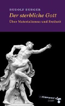 Cover: Der sterbliche Gott