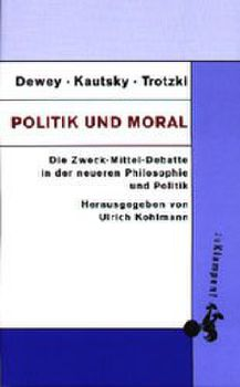 Cover: Politik und Moral