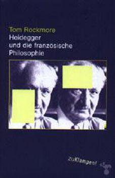 Cover: Heidegger und die französische Philosophie