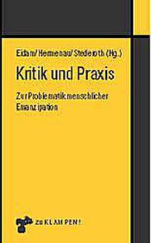 Cover: Kritik und Praxis