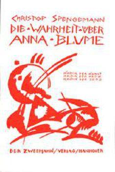 Cover: Die Wahrheit über Anna Blume