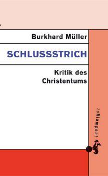 Cover: Schlussstrich