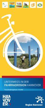 Cover: Unterwegs in der Fahrradregion Hannover