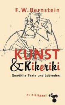 Cover: Kunst und Kikeriki