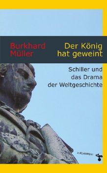 Cover: Der König hat geweint
