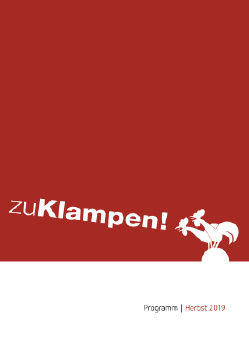 Cover: zu Klampen! Herbst 2019