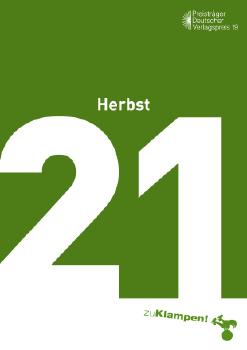 Cover: zu Klampen! Herbst 2021