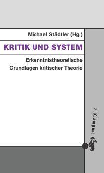 Cover: Kritik und System
