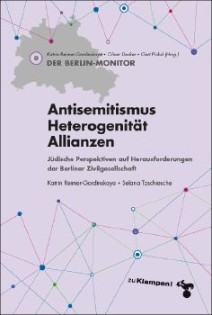 Cover: Antisemitismus – Heterogenität – Allianzen
