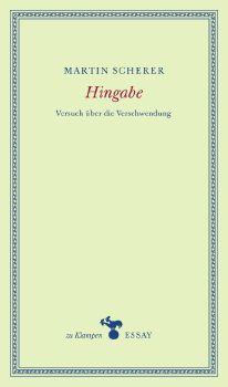 Cover: Hingabe