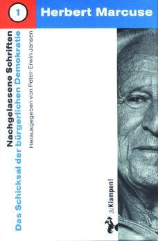 Cover: Nachgelassene Schriften / Das Schicksal der bürgerlichen Demokratie