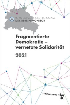 Cover: Der Berlinmonitor 2021