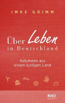 Cover: Über Leben in Deutschland