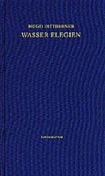 Cover: Wasser Elegien