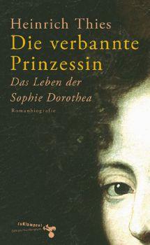 Cover: Die verbannte Prinzessin
