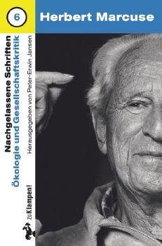 Cover: Nachgelassene Schriften / Ökologie und Gesellschaftskritik