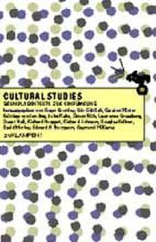 Cover: Cultural Studies