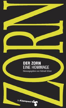 Cover: Der Zorn