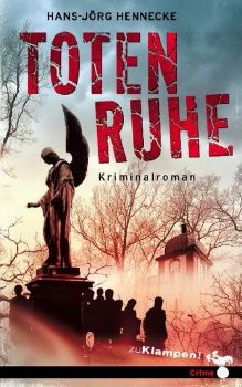 Cover: Totenruhe