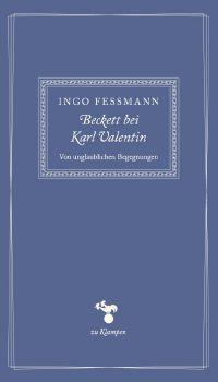 Cover: Beckett bei Karl Valentin
