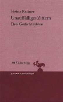 Cover: Unauffälliges Zittern