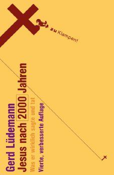 Cover: Jesus nach 2000 Jahren