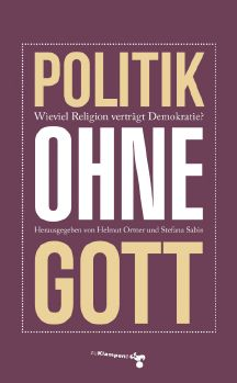 Cover: Politik ohne Gott